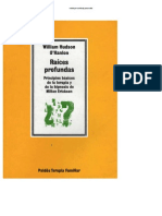 Raices Profundas Milton Erickson
