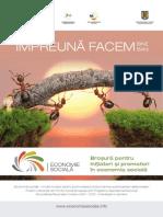 Broșură pentru inițiatori și promotori în economia socială