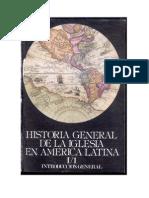 Historia General de La Iglesia en America Latina I-Enrique Dussel