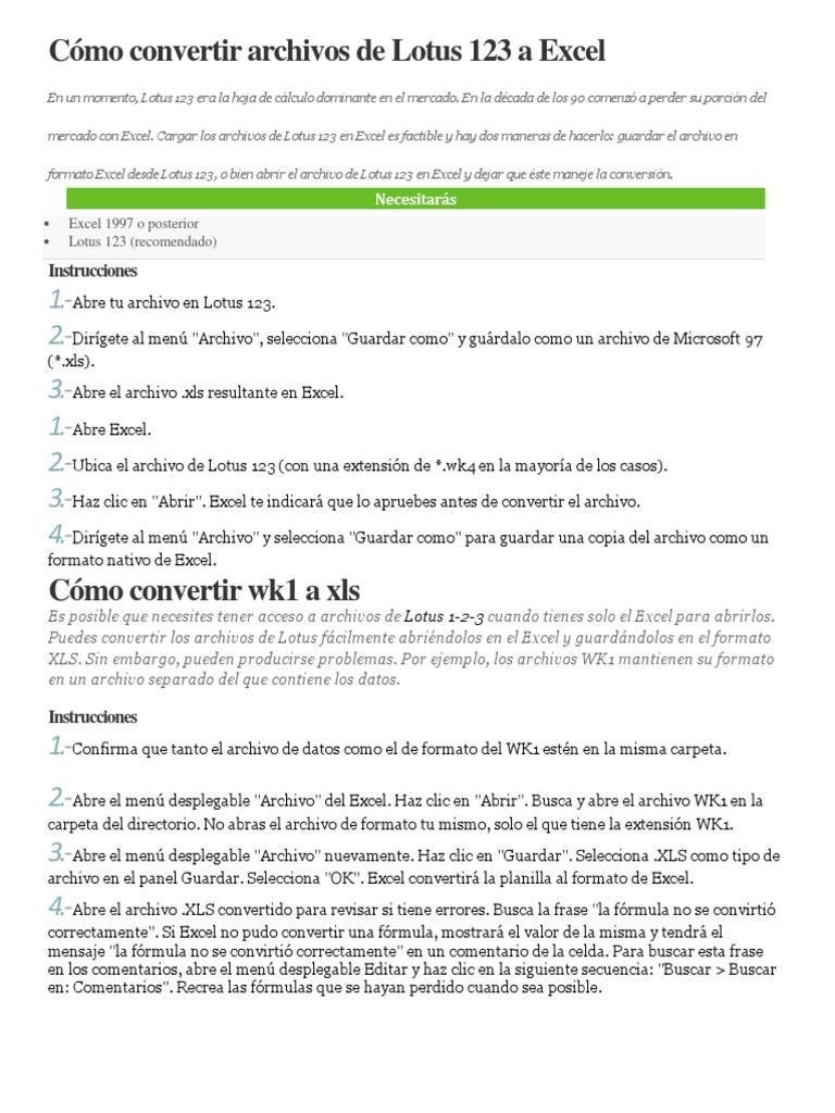 lotus 1 2 3 wk4 file converter we1130