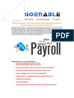 Payroll in Minutes