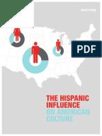 the hispanic influence on america