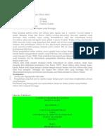 Laporan Praktikum Biomat Silikon Adisi