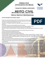 Caderno de Prova (Direito Civil)