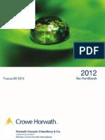 Final Tax HandBook 12-13