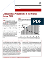 Correctional Populations in the United States 2009