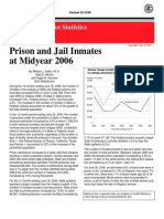 June 2007, NCJ 217675 Bureau of Justice Statistics Bulletin Prison and Jail Inmates at Midyear 2006