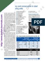 Steel - India Case Study