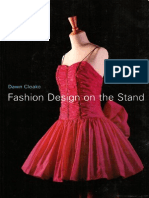 7. Fashion Design on Stand