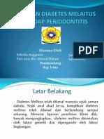 Hubungan Diabetes Melaitus Terhadap Periodontitis