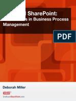 BPM Sharepoint User Stories