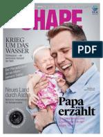 Shape Magazine 3 2013 - Fokus Wasser