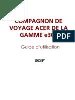 Acer e300 UG Fre 0526