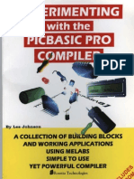 Experimenting With the Picbasic Pro Compiler