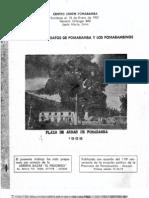 Guia y Algunos Datos de Pomabamba y Los Pomabambinos