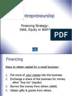 5aa Financing Strategy g