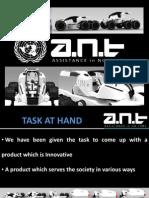 A.N.T. Presentation