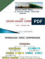 1.Materi Bab i Dasar Compressor