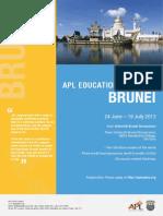 Brunei Education
