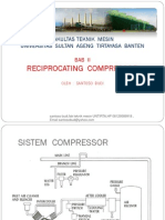 2.Materi Bab II Reciprocating & Sistem Compressor