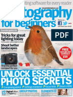Photography for Beginners - Issue 33, 2014