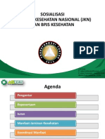 Materi Sosialisasi JKN Dan BPJS Kesehatan-Jamsostek Kalideres