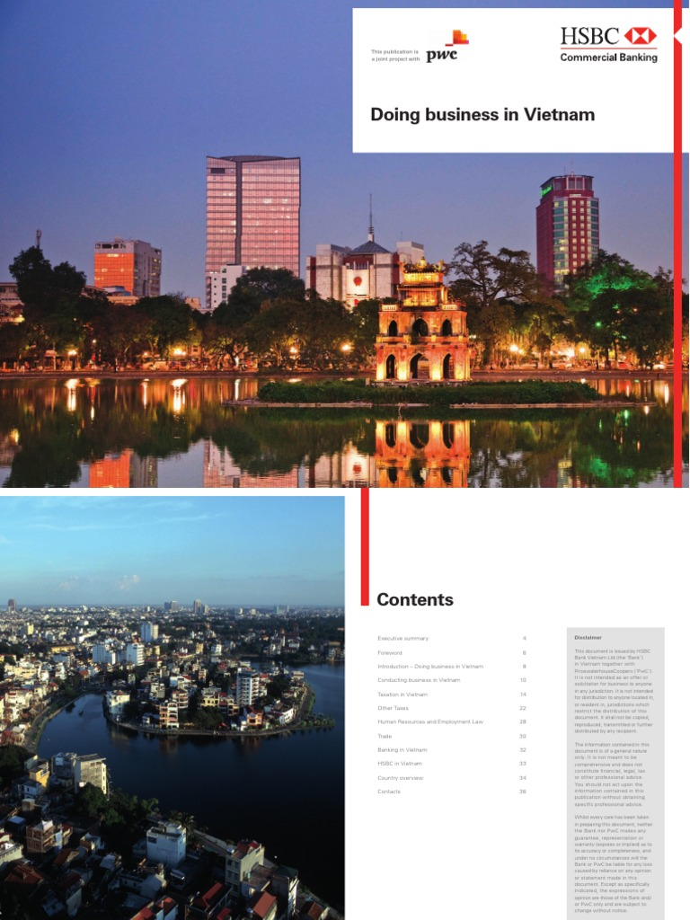 PwC-HSBC Guide to Doing Business in Vietnam | Value Added Tax