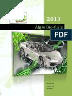 191813499 Algae Biodiesel Research Article