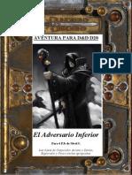 D&D 3.5 - El Adversario Inferior