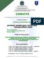 Mestrado - Afonso - Cartaz
