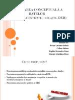 MODELAREA CONCEPTUALĂ A DATELOR  pdf