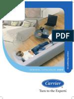 Catalog Carrier 2009
