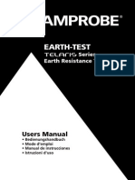 Amprobe Telaris Earth Tester