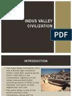 Indus Valley Civilization