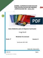 Guía2o-INGLÉS-II-Escolarizada-2012-2013--ROG- - copia.doc