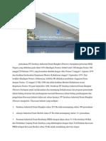 Perusahaan PT Surabaya Lndustrial Estate Rungkut