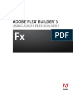Using Adobe Flex Builder 3