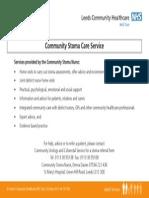 0375A_Stoma Care Service A5 FlyeSr