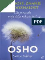 Osho-Nevinost Znanje i Radoznalost