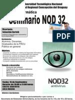 Seminario Nod 32