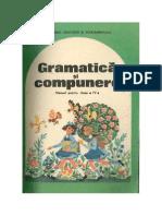 Gramatica Clasa a IVa 1986-Bw