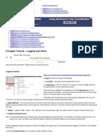 Fortigate Tutorial – Logging and Alerts _ Network & Security Blog