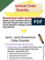 Economical Order Quantity dfdfdfdfdf