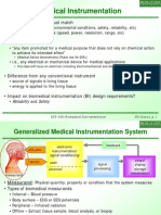 Medical Instrumentation