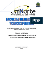 133280561 Planta Fraccionadora de Azucar Organica