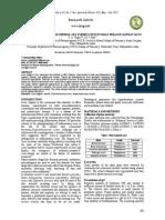 Anti Acne Effect of Polyherbal Gel Formulation in Male Sprague Dawley Rats