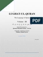 LughatVolum III