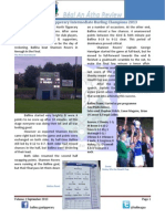 Ballina Review Volume 1 September 2013
