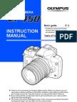E-450 DSLR Instruction Manual English