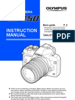 E-450 DSLR Instruction Manual English